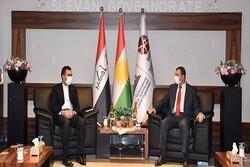 Iran ready to help Iraqi Kurdistan in fight against COVID-19