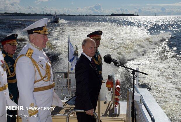 روسی بحریہ کو جلد ہائپرسونک ایٹمی ہتھیاروں سے لیس کیا جائے گا