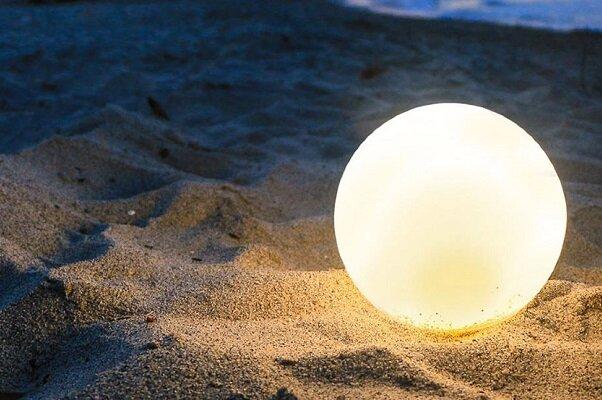 لامپ سبک، ضدآب و جمع شدنی از راه رسید!