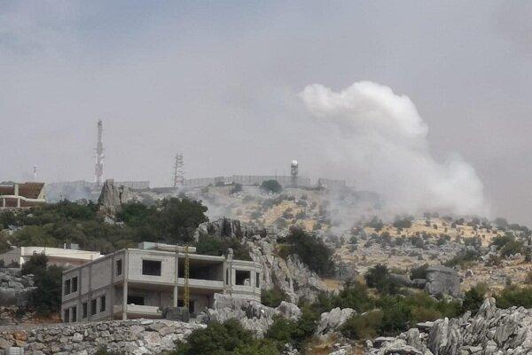 اسرائيل کا جنوب لبنان کے مقبوضہ علاقہ مزارع شبعا میں جھڑپ کا اعلان