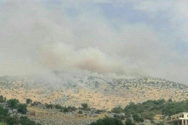 استهداف الجيش الاسرائيلي بصواريخ موجهة من جنوب لبنان