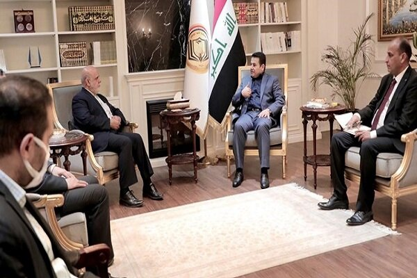 Iran, Iraq emphasize coop. in maintaining common interests