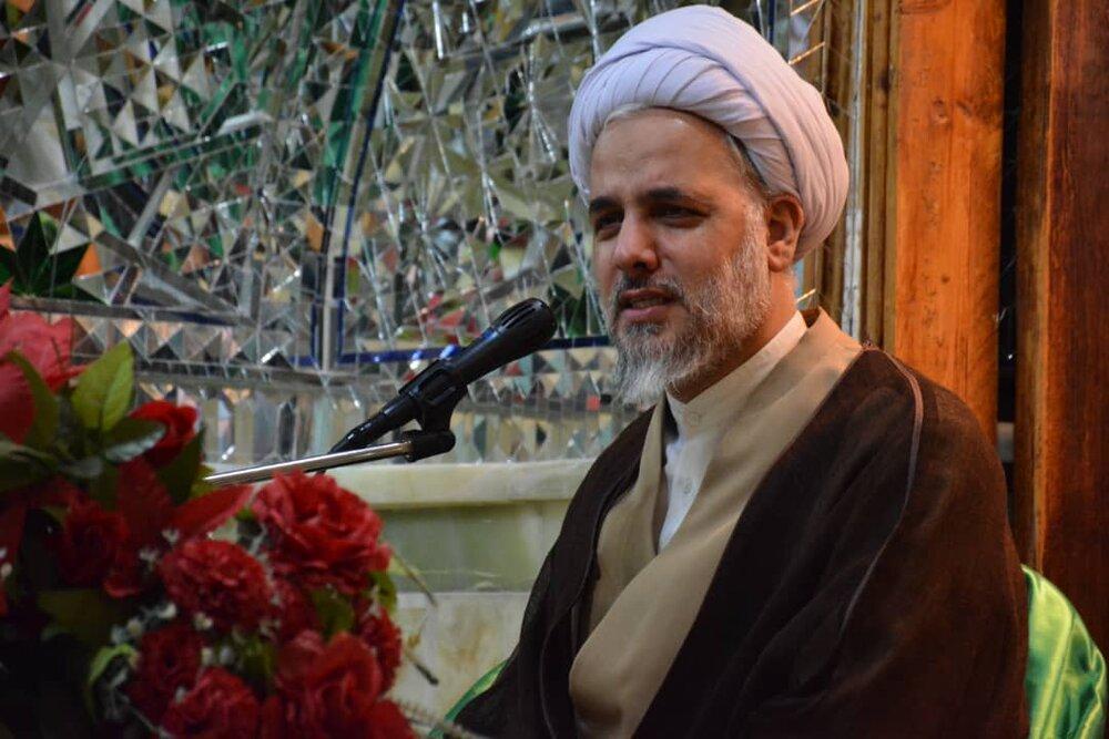 ملت ایران در دوران دفاع مقدس پرده از چهره تزویر جهانخواران برداشت