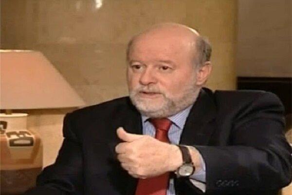 وزارت خارجه درگذشت «انیس نقاش» تحلیلگر لبنانی را تسلیت گفت