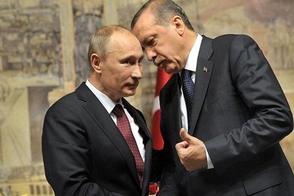 اردوغان و پوتین تلفنی گفتگو کردند