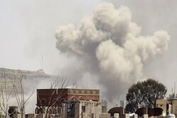 Yemen's Ad Durayhimi bombed by Saudi fighter jets