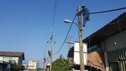 رعد و برق به شبکه برق کهگیلویه ۴۵۰ میلیون تومان خسارت وارد کرد