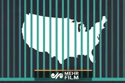 آمریکا به اندازه یک شهر بزرگ زندانی دارد