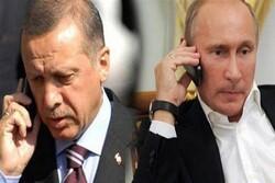Putin, Erdogan discuss Nagorno-Karabakh, Syria, Libya