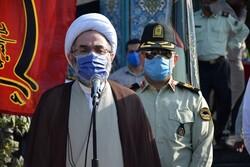 دشمن با جنایات خود نمی تواند مانع دفاع ملت از ارزش های انقلاب شود