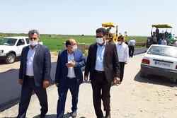 راه دسترسی شهر مغانسر ۱۲ کیلومتر نزدیکتر میشود