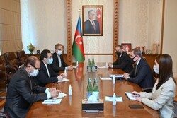 Iran, Azerbaijan Republic emphasize developing bilateral ties