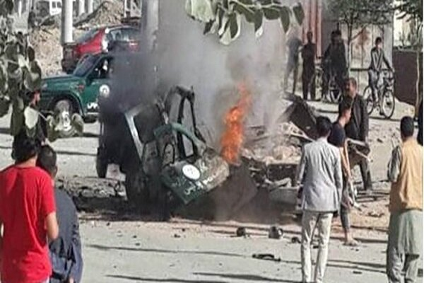 Magnetic mine blast in Kabul leaves one dead, two injured