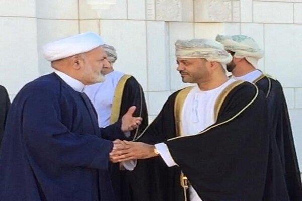 İran'ın Maskat Büyükelçisi Umman Dışişleri Bakan Yardımcı ile görüştü