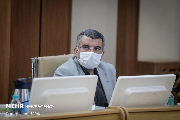 جلسه کارگروه مراسم عزاداری ایام محرم و صفر با وزیر بهداشت
