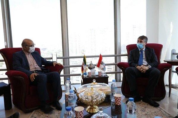 Iran, Austria discuss boosting academic ties