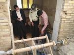 دستگیری عاملان حفاری غیرمجاز در منطقه بهار تبریز