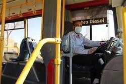 اقدامات پیشگیرانه اتوبوسرانی در مقابله با کرونا ادامه دارد