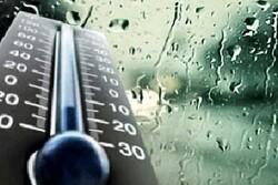 میانگین دمای اصفهان ۲ درجه زیر نرمال است/ آغاز بارشها از ۱۰ بهمن