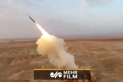 VIDEO: IRGC underground ballistic missiles