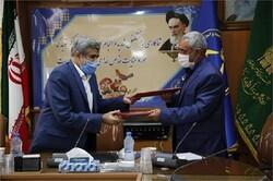 کمیته امداد سمنان و کانونهای خدمت رضوی تفاهم نامه امضا کردند