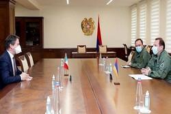 واکنش ارمنستان به رزمایش مشترک ترکیه و جمهوریآذربایجان