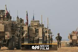 شام میں امریکہ کی فوجی موجودگی غیر قانونی ہے