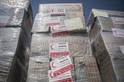 مساعدات طبية تصل أفغانستان مصدرها إيران