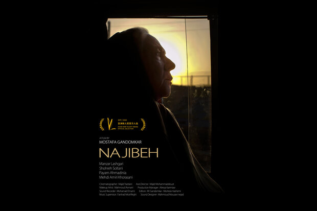 'Najibeh' to go on screen at Shanghai Intl. FilmFest.