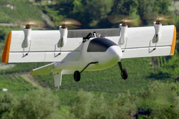 پرواز موفق تاکسی هوایی که هم هواپیما است و هم هلیکوپتر