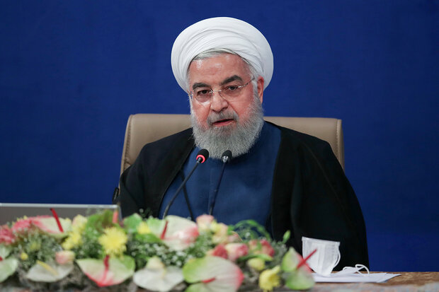 Plan on domestic oil sale ratified initially, says Rouhani