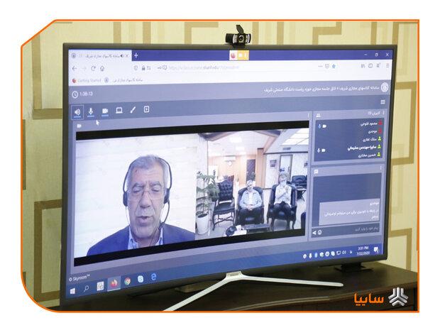 طراحی و ساخت خودرو برقی مشترک سایپا و دانشگاه شریف