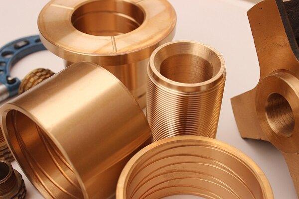 تشیيد مصنع للذهب والنحاس في شمال غرب ايران