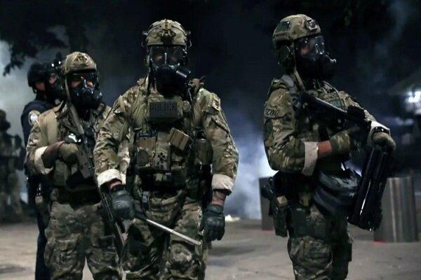 پلیس فدرال آمریکا از «پورتلند» خارج میشود