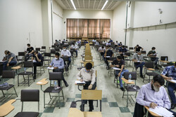 غیبت ۳۰ درصد از داوطلبان آزمون دکتری سال ۹۹