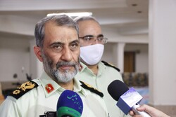 Over 388 tons of narcotics seized in Iran in 4 months: cmdr.