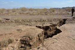احتمال فرونشست زمین در گلشهر گلپایگان/وزارت نیرو برداشتهای غیرمجاز آب را مدیریت نکرد