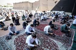 زنجان میں دعائے عرفہ کی روح پرور تقریب منعقد