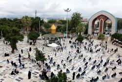 گرگان میں دعائے عرفہ کی روح پرور تقریب منعقد