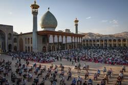 شیراز میں دعائے عرفہ کی روح پرور تقریب منعقد
