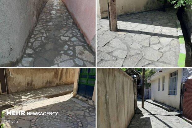 سه طرح بازآفرینی شهری در سنندج به بهره برداری رسید