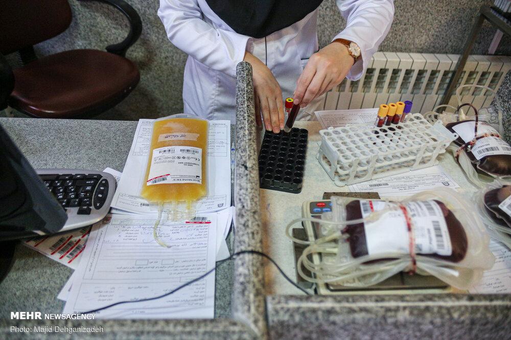 اجرای پروژه جمع آوری پلاسمای بهبود یافتگان کووید ۱۹ در ۲۵ استان