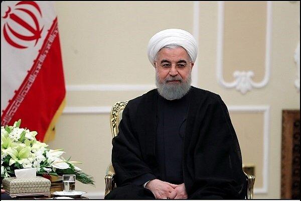 روحانی فرا رسیدن روز ملی تایلند را تبریک گفت