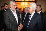 هنیه و عباس بر اتحاد در برابر  معامله قرن تاکید کردند