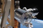 احتمال تاخیر در بازگشت فضانوردان به زمین با کپسول کرو دراگون