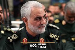 نجات کردستان عراق توسط حاج قاسم سلیمانی