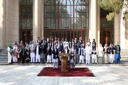اشرف غنی: کابل ۵۰۰ زندانی دیگر طالبان را آزاد میکند
