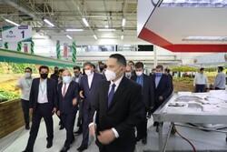 """إفتتاح سوق ضخم بمساحة 20 الف متر مربع للسلع الايرانية في """"كاراكاس"""""""