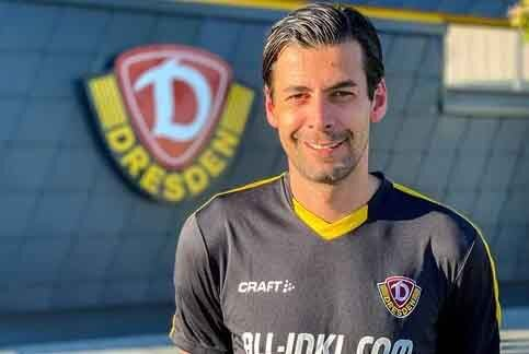 Zandi appointed Dynamo Dresden assistant