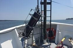 مشاهده و بررسی عمق اقیانوس با لیدار